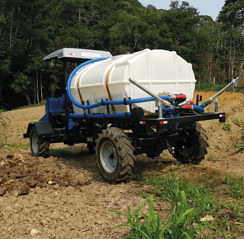Moldemaq - Transportador Agricola TM 2200-03